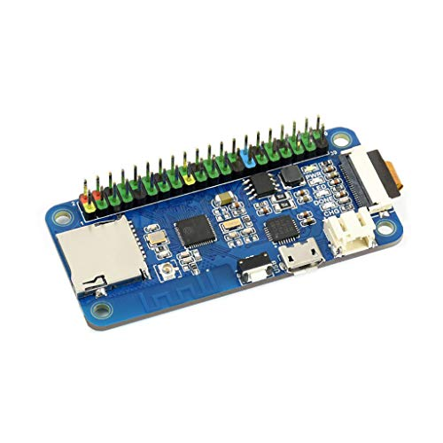 Coolwell Waveshare ESP32 One Mini Development Board Kit with WiFi/Bluetooth Compatible with Sorts of Raspberry Pi Hats (Without Camera)