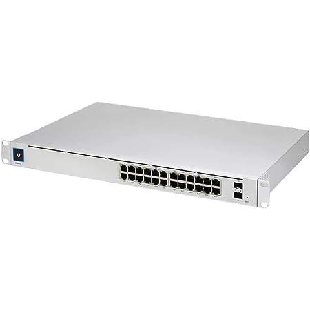 Ubiquiti Networks Usw Pro 24 Poe Unifi Gen 2 Schalter Computer Zubehör