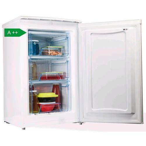 PremierTech Congelatore Verticale Freezer 68 litri -24°gradi A++ 4**** Stelle 3 Cassetti PT-FR68