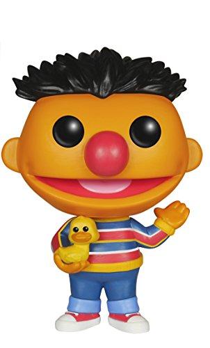 "Funko 4908 Sesame Street 4908 ""POP Vinyl Ernie Figure"