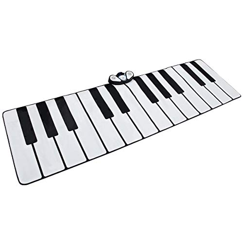 Review AchieveUSA 24 Key Gigantic Piano Keyboard with 9 Instrument Settings
