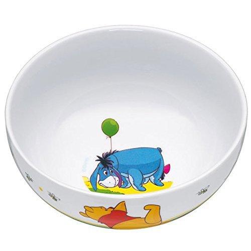 WMF Disney Winnie the Pooh - Cuenco para niños para cereales de porcelana, Ø13,8cm, altura 6,0 cm (WMF Kids infantil)