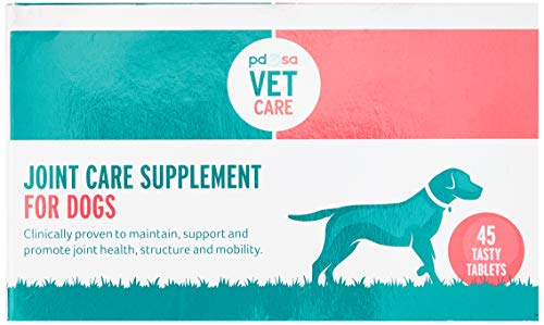 PDSA Joint Care Supplement for Dogs 1x45