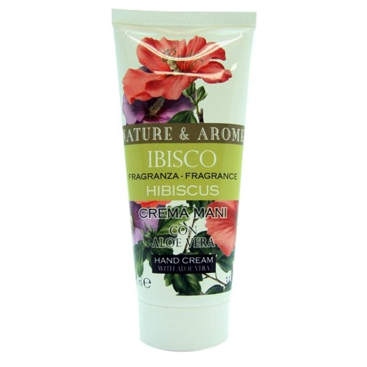 マニフェスト最終類推RUDY Nature&Arome SERIES ルディ ナチュール&アロマ Hand Cream ハンドクリーム  Hibiscus ハイビスカス
