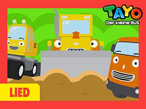 Tayo Autos Lieder - Starke Schwere Fahrzeuge