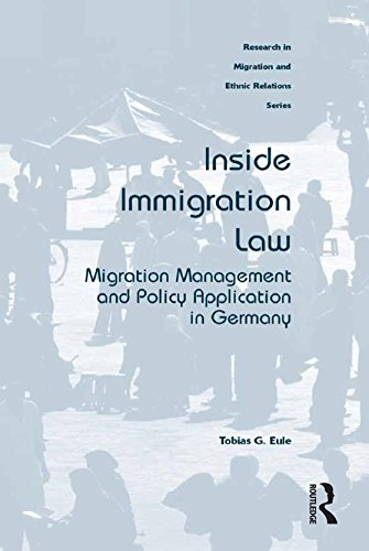 Inside Immigration Law: Migration Management and Policy Application in Germany (Research in Migration and Ethnic Relations) (English Edition)