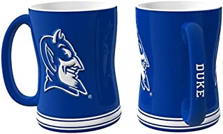 Duke Blue Devils Coffee Mug - 15oz Sculpted