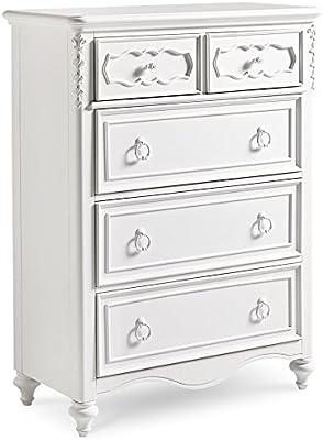 Amazon.com: 6 Cajón Dresser, Madera: Kitchen & Dining