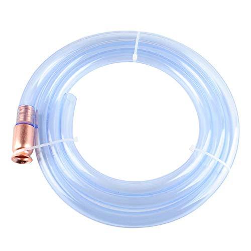 180mm Sicherheitsrohr Antistatisches PVC Selbstansaugender Schlauch Siphonrohr-Wasserschüttler