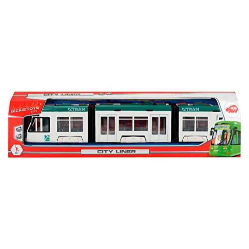 DICKIE - Spielzeug Straßenbahn
