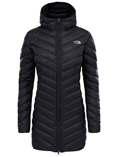 The North Face T93BRK Chaqueta Parka, Mujer, TNF Black, M