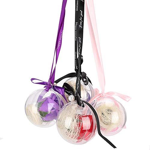 Kunstmatige Rose Flower Ball hanger zeep bloem romantische Ambient handgemaakte cadeau voor verjaardag bruiloft decoratie