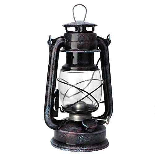 Vintage Lantaarn, Outdoor Camping Lampen, 24 cm Klassieke Kerosene Lamp Vintage Kerosene Lantaarn Olie Lamp Draagbare Outdoor Camping Lights