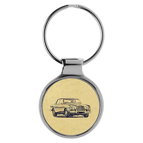 KIESENBERG Schlüsselanhänger Geschenke für Bentley Corniche Fan A-4109