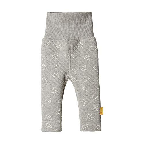 Steiff Unisex Baby Pants Jeans, Grau (QUARRY 9007), 80 (Herstellergröße:80)