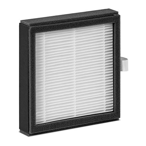 Uniprodo HEPA Air Filter for Air Purifier UNI_DEHUMIDIFIER_02 HEPA Filter Cartridge UNI_DEHUMIDIFIER FILTER_02 (HEPA H11, Operating Time 2200h)