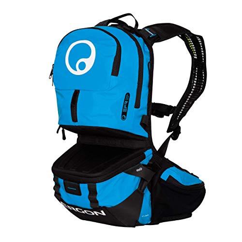 Ergon BE3 Enduro - Sac à dos - 10 L bleu/noir Modèle Large (ab 1,75 m) 2016 sac à dos velo