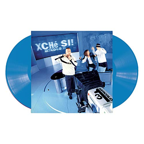 Xche Si! (140 Gr. Vinyl Blue Sleeve Limited Edt.)