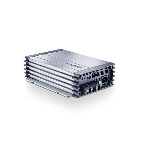 DOMETIC PerfectCharge MCA 1225, IU0U Auto Batterie-Ladegerät, 12 V, 25 A, 3-Batterien gleichzeitig für KFZ, LKW, Wohnmobil, Boot
