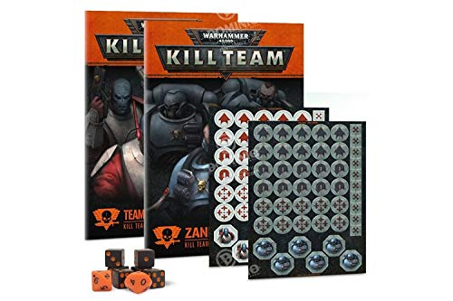 Games Workshop Warhammer 40,000 Kill Team Starter Set