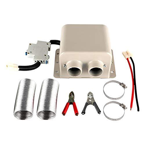 Rvest Auto Heizung,600w/800w Auto Defroster Demister Heizlüfte,12-24V Beheizter Glasentfroster,Car Heater Portable Bequemer Heizventilator - Für Fahrzeuge