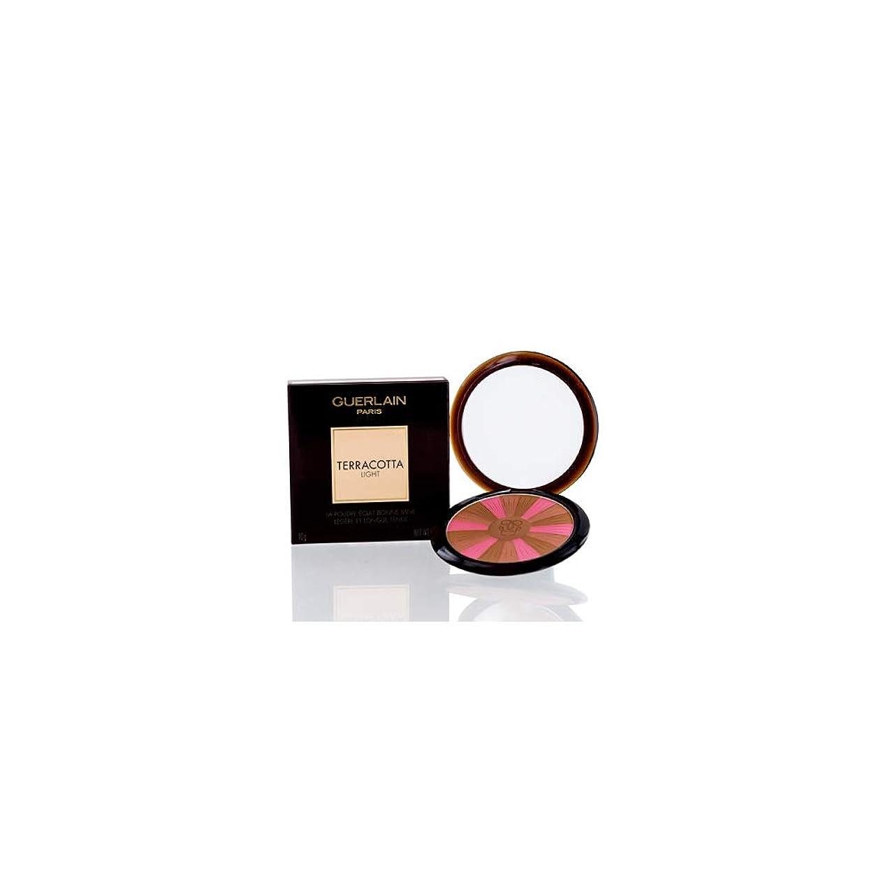 クレタ打ち負かす男性ゲラン Terracotta Light The Sun Kissed Healthy Glow Powder - # 05 Deep Cool 10g/0.3oz並行輸入品