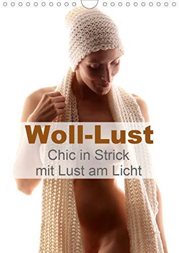 Woll-Lust (Wandkalender 2021 DIN A4 hoch)