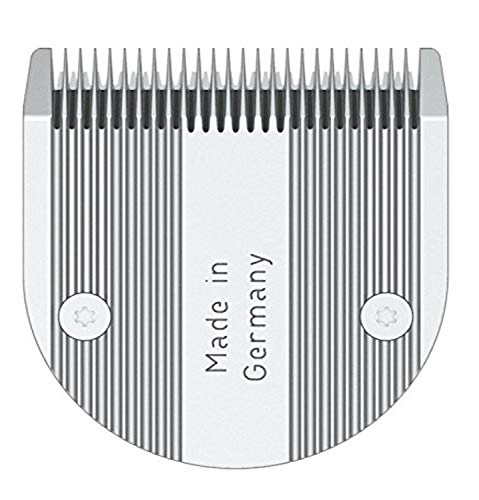 Wahl Professional Animal #10 Non-Adjustable Blade for Wahl's Arco, Bravura, Chromado, Creativa, Figura, and Motion 5-in-1 Pet, Dog, and Horse Clippers (#41873-7230), Silver