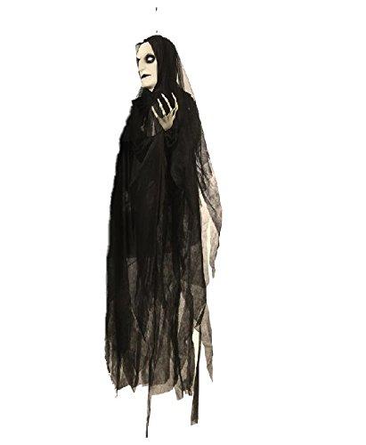 Preis am Stiel® Halloween Brautpaar Fegefeuer, animiert - Bräutigam