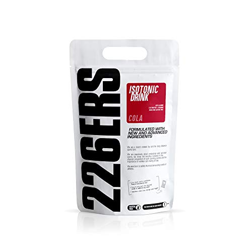 226ERS Isotonic Drink, Hydration Drink to Replenish Mineral Salts, Cola - 1000 gr