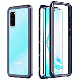 Temdan for Samsung Galaxy S20 Case,Without Built-in Screen Protector Matte Clear Case Shockproo…