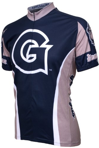 NCAA Georgetown Cycling Jersey,XX-Large