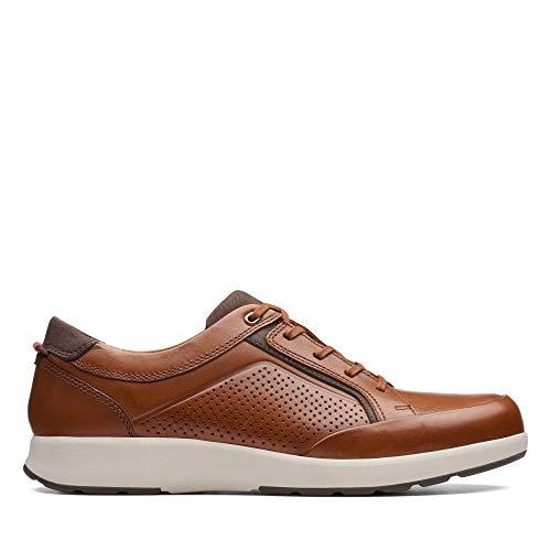 Clarks Un Trail Form, Zapatos de Cordones Derby para Hombre