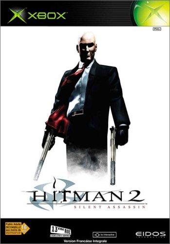 Hitman 2 Silent assassin - XBOX - PAL