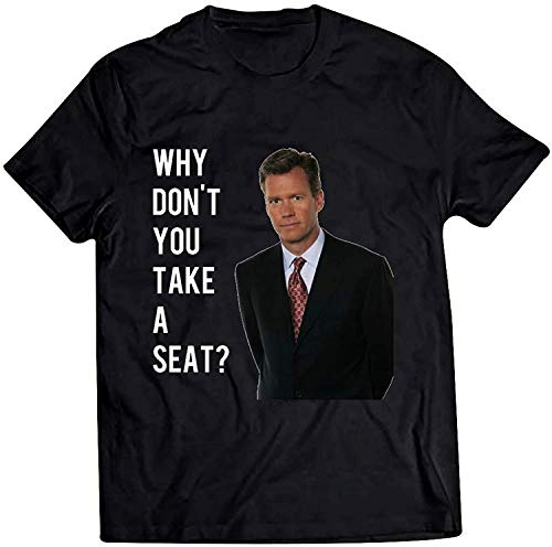 Chris Hansen Why Don t You take a seat 7 Shirt, Hoodie, Sweatshirt for Mens Womens Ladies Kids