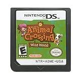 Pink Peach XUNYUAN Tarjeta de Consola de Cartuchos de Juego Crossing Wild World Language Fit para Nintendo DS 3DS 2DS YY (Color : Animal Crossing USA)