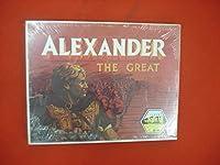 ボードゲーム ALEXANDER THE GREAT 日本語解説書付 アバロンヒル社公認
