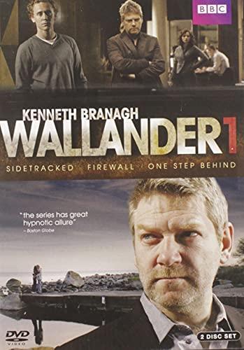 Wallander: Sidetracked Firewall One Step Behind [Reino Unido] [DVD]