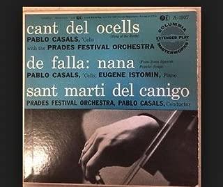 El Cant Dels Ocells / Sant Martí Del Canigó / Nana 7