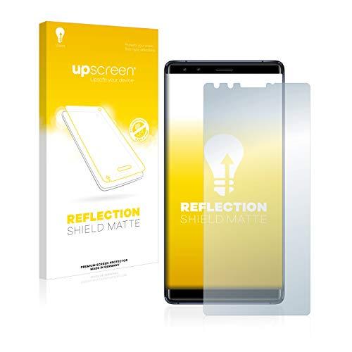 upscreen Entspiegelungs-Schutzfolie kompatibel mit Archos Diamond Omega – Anti-Reflex Bildschirmschutz-Folie Matt