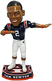 Forever Collectibles Cam Newton Auburn Tigers Dab Dabbing Bobblehead
