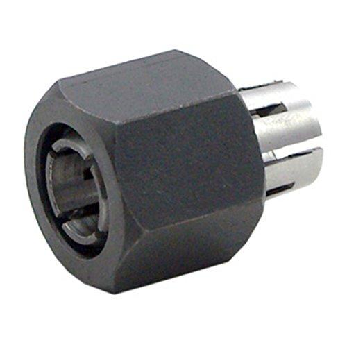 Dewalt Spannzange mit Mutter - 8mm, DE6952 (Zubehör für Oberfräsen und Kombifräsen, passend für die Dewalt Maschinen DW615, DW621 und DW621KT)