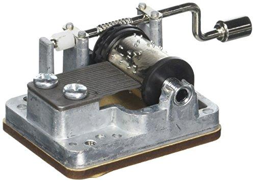 What A Wonderful World Mini Crank Music Box