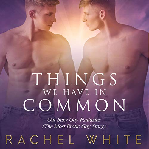 Things We Have in Common: Our Sexy Gay Fantasies cover art
