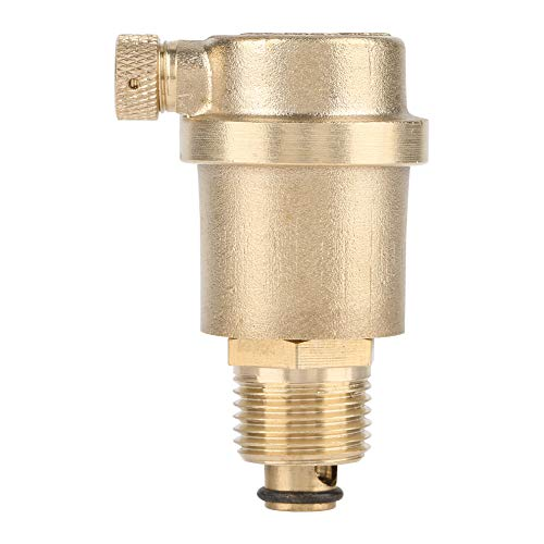 automatic air bleed valve - 5