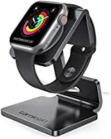 Lamicall Ladestation für Apple Watch, Charging Dock Station - Halterung Ständer kompatibel mit Apple Watch Series SE,...