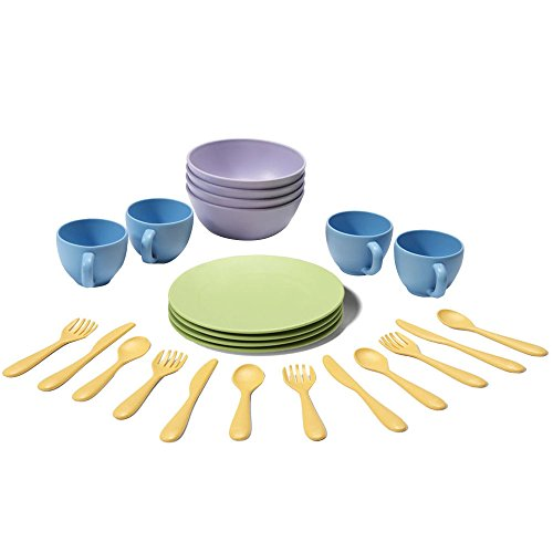 Green Toys Dish Set Now $14.39 (Was $24.99)