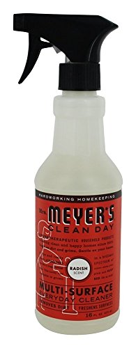 Mrs. Meyer's Clean Day Multi-Surface Everyday Cleaner, Radish, 16 Fl. Oz