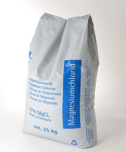 Magnesiumchlorid 25 Kg (0,59 Euro per Kg)