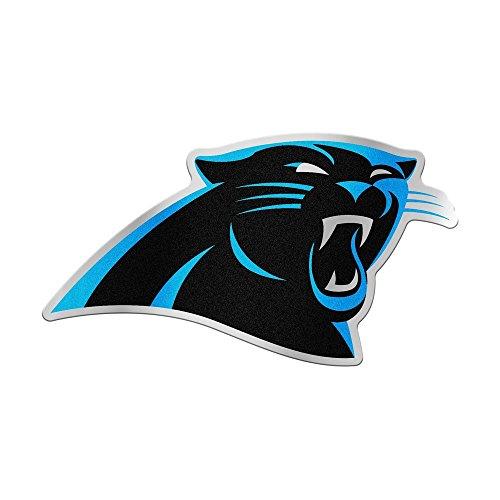 Wincraft NFL Carolina Panthers Auto Team Aufkleber